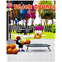 Limon İle Zeytin-Yedek Oyuncu-Çizgi Film Hikaye Kitabı