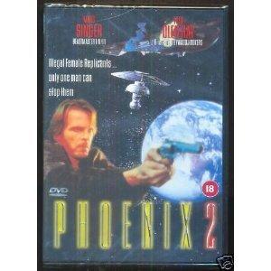 Phoenix 2 (aka 'Cyber Zone' / 'Droid Gunner') (Non USA Format - region 2 DVD import) (Hardware Rochelle)