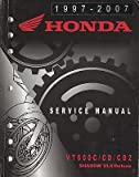 1997-2007 HONDA MOTORCYCLE VT600C/CD/CD2 SHADOW VLX/Deluxe SERVICE MANUAL (191)