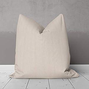 Glenna Jean Cherry Blossom Pillow- Cream
