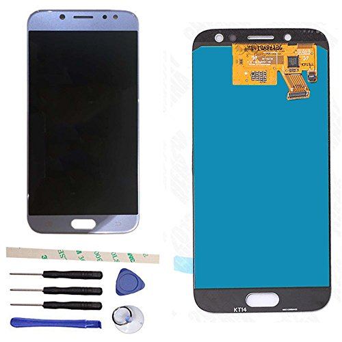LCD Display Touch Screen Digitizer Assembly Replacement For Galaxy J5 2017 Pro J530 SM-J530F SM-J530Y J530Y/DS J530GM/DS J5 2017 Pro Duos (light blue)