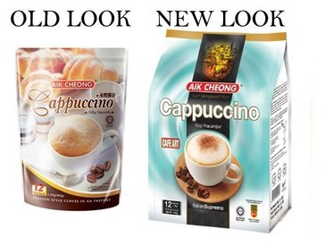 Aik Cheong Cappuccino Beverage (10 Pack)+ one NineChef Spoon by NineChef (Image #3)