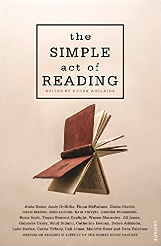 Book The Simple Act of Reading