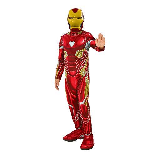 Rubie's Marvel Avengers: Infinity War Iron Man Child's Costume, Medium]()