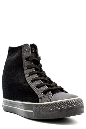 Strap sneaker In 38 nero Dg924 Tessuto Allacciata Ldg924010f8 w5PqnX8xn