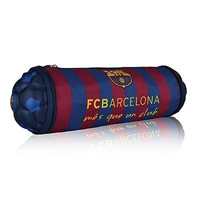 Maccabi Art Official FC Barcelona Soccer Ball Pencil Case