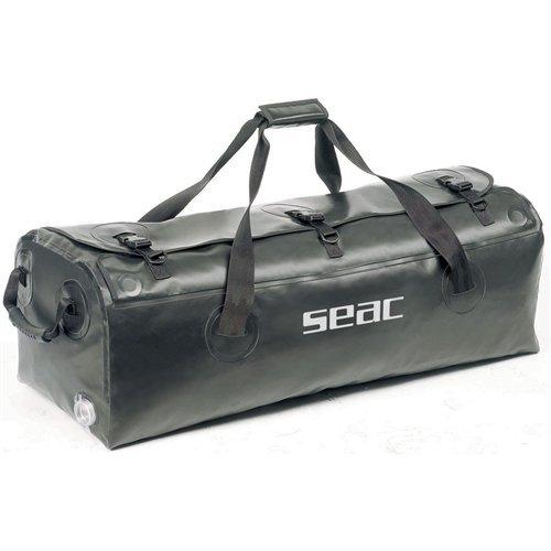 ー品販売  Seac u-boot u-boot Seac 105リットルダッフルバッグ B00MERRJUQ、ブラック B00MERRJUQ, インポートアパレルのLa Vida:780fe6cf --- mcrisartesanato.com.br