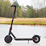Electric Scooter, Powerful 350W Motor, 18.6 Miles