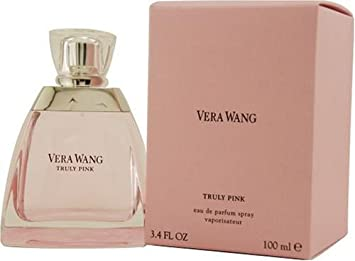 Vera Wang Truly Pink By Vera Wang For Women, Eau De Parfum Spray, 1.7-Ounce Bottle