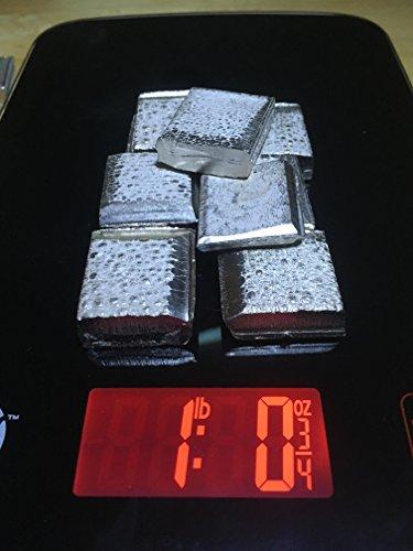 Nickel Squares (1 pound | 99.9+% -
