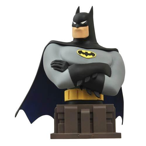 Batman The Animated Series: Batman Resin Bust Statue ()