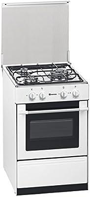 Meireles G 1530 DV - Cocina, Gas butano/propano, 44 L, Giratorio ...
