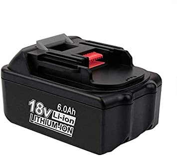 18V 6.0Ah LITHIUM BL1860 BATTERY FOR MAKITA BL1860 BL1830 BL1850 BL1840 BL1845