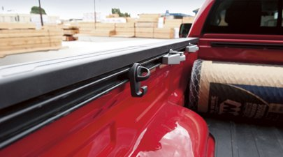 Tundra Deck Rail - Genuine Toyota Accessories PT278-34073 Deck Rail Kit for Select Tundra Models