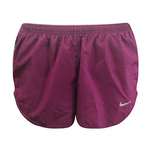Nike Women's Modern Embossed Tempo Running Shorts True Berry 895116-665 (S) by Nike (Image #2)