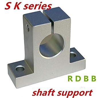 Ochoos SK6 SK8 SK10 SK12 SK13 SK16 SK20 soporte de eje lineal XYZ ...