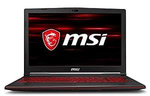 "MSI  GL63 8RC-204XTR, 15.6"",Dizüstü Bilgisayar, i7-8750H İşlemci, 8GB DDR4 Bellek, 128GB SSD+1TB, Nvidia GTX1050 GDDR5 4GB Ekran Kartı, FreeDOS"