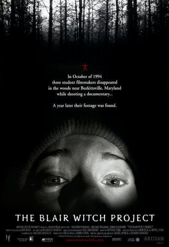 Poster Witch Movie Project Blair - Blair Witch Project Movie Poster 11x17 Master Print