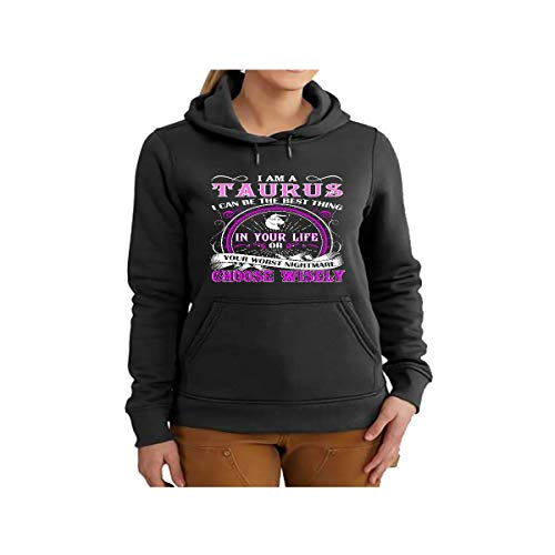 I Am A Taurus I Can Be The Best Thing - Taurus Birthday Gift Shirt - Hoodie