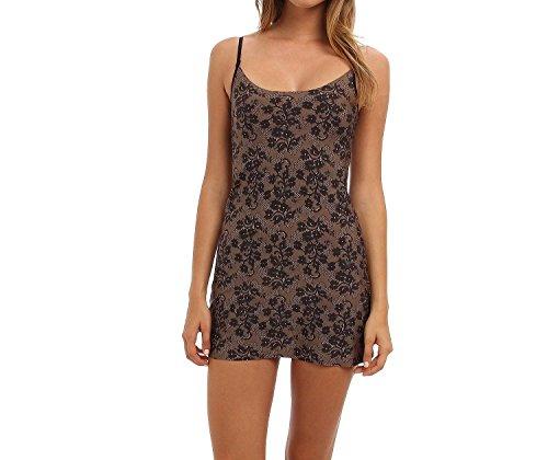 Buy noir lace mini dress - 3