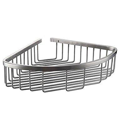 YROAR Pulido/Acero Inoxidable Cepillado esquinera para baño ...