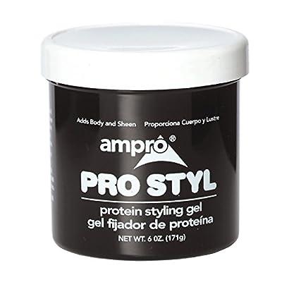 Ampro Pro Protein Styling Gel Jar 6 oz. BONUS