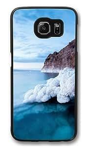 dead sea Polycarbonate Hard Case Cover for Samsung S6/Samsung Galaxy S6 Black