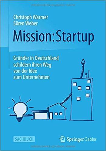 Cover des Buchs: Mission: Startup