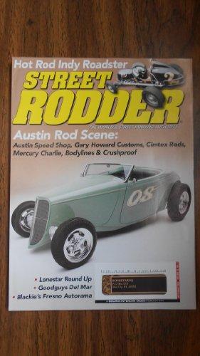 STREET RODDER Magazine September 2008 Volume 37 No. 9 (The world's street rodding authority, Hot Rod Indy Roadster, Austin Rod, Road Tour Phaeton: Part III, Speed33)