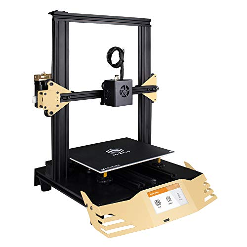 SIMAX3D Iron-M1 3D Printer, Metal Upgrade FDM 3D Printing,110-240V Power, with Hotbed and Magnetic Plaform Sticker, Made…