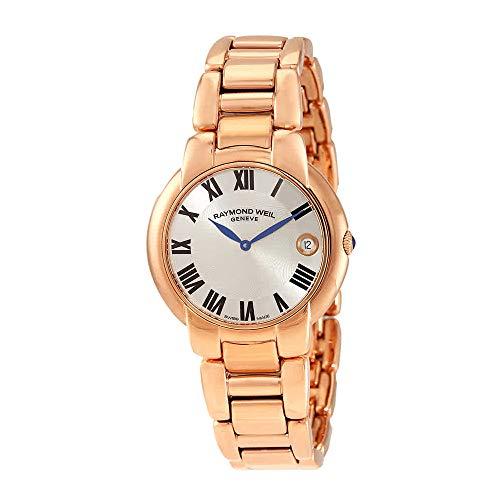Raymond Weil Women's 5235-P5-01659 Analog Display Quartz Rose Gold Watch