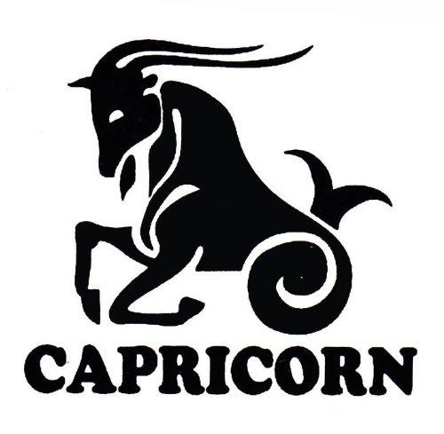 Capricorn Zodiac Sign Tattoos