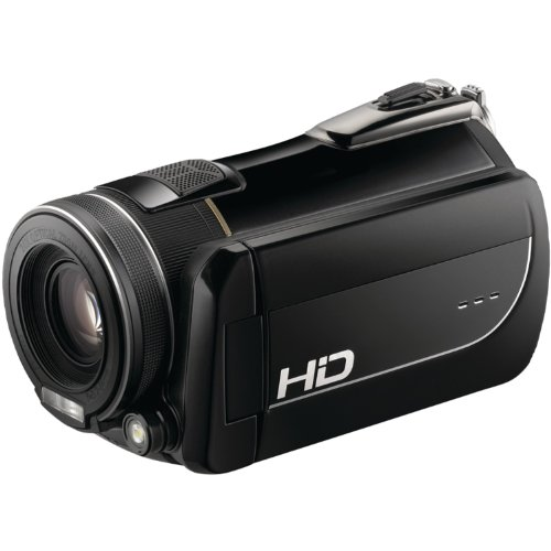 DXG  DXG-5K1 HD 5.0MP 1080p High-definition Pro Gear DXG-5k1 Digital Video Camera with 3-Inch LCD (Black) (Discontinued by Manufacturer)