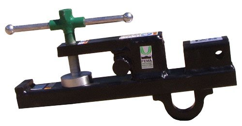 """Universal Quick Attach 2"""" Receiver Hitch For Your Bucket. for sale  Delivered anywhere in USA"""