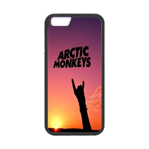 "High quality Arctic Monkey logo, Rock band music,Arctic Monkey band protective case cover For Apple Iphone 6,4.7"" screen Cases QH596717853"