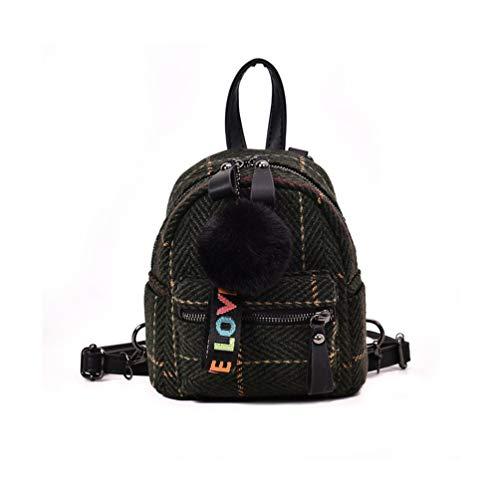 cf7eb91d213d リュック バックパック ミニバック チェック柄 レディース 鞄 カバン コンビネーションしやすい おしゃれ 小さめ 流行