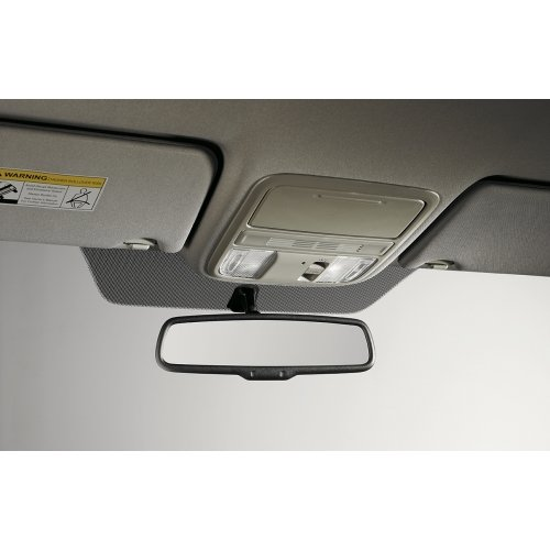 Gentex 50-GENK21A Auto-Dimming Rear View Mirror w//Self-Calibrating Digital Compass