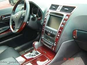 Amazon Com Lexus Gs330 Gs350 Gs430 Gs460 Interior Wood