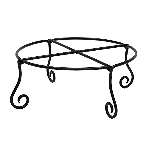 Achla Designs Piazza Flower Pot Plant Stand, Large