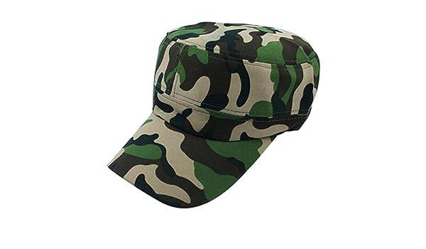Men Women Unisex Hat Cap Fashion Camouflage Outdoor Climbing Baseball Caps Hip Hop Dance Hat Cap Jan10G1