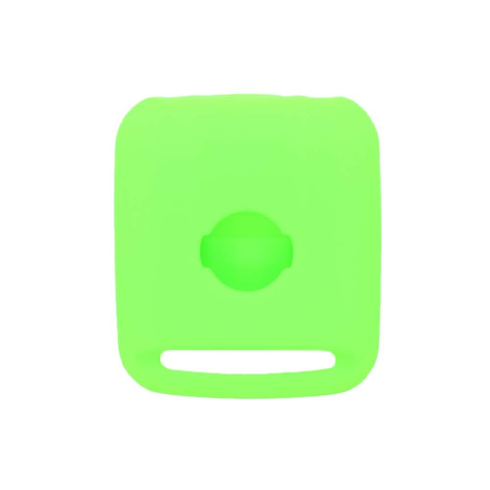BROVACS Coque de Protection en Silicone Coque de Protection Skin pour Homme Ajustement pour Nissan Cl/é plip t/él/écommande 2/Cv9502