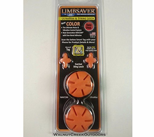 LimbSaver UltraMax Dampener for Split Limb Compound Bows wit