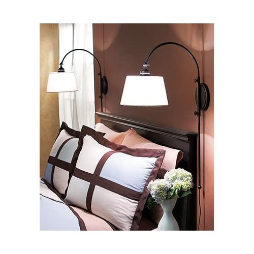 Wall Mounted Bedside Lamps Amazon Com