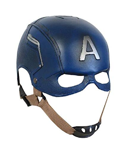 Superhero mask Comics Classic Full Head Latex Mask Helmet Halloween Cosplay B]()