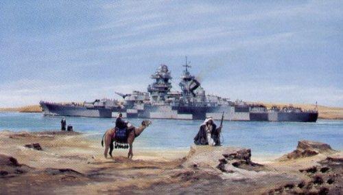 トランペッター 1/350 フランス海軍戦艦 リシュリュー 1943 プラモデル B00124L12O