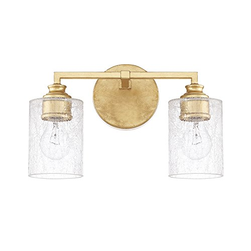 Capital Lighting 120521CG-422 Two Light Vanity
