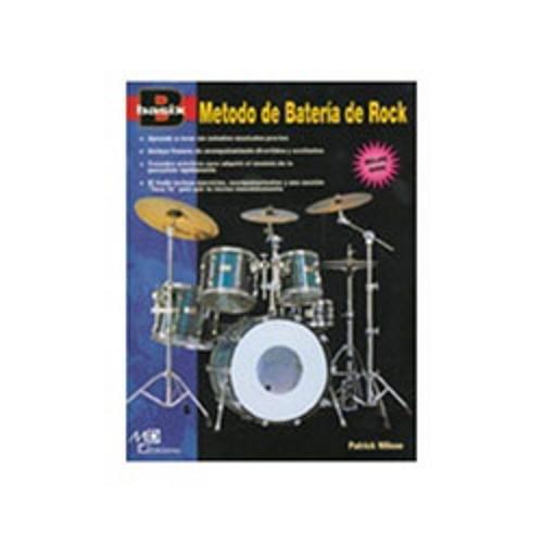 Basix: Rock Drum Method (Metodo de BaterÃÆ'Ã'a de Rock) (Spanish Edition) ()