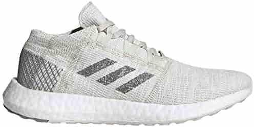 52cb9da94ef7d adidas Women s Pureboost Go Running Shoes Non Dyed Grey Three Raw White