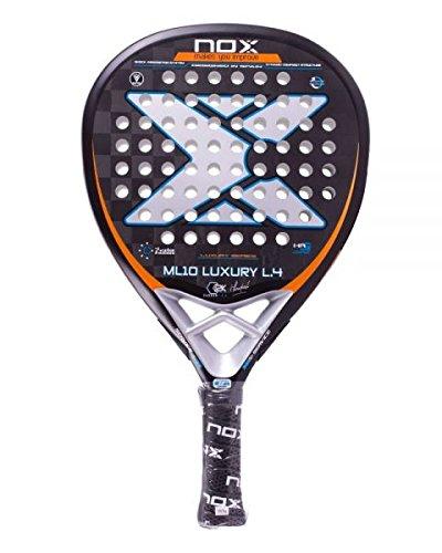 NOX ML10 LUXURY L4 PLATA: Amazon.es: Deportes y aire libre
