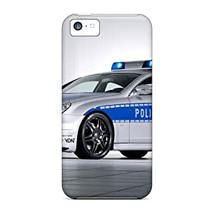 Fashion Case Awesome Design Brabus Polizei Mercedes case cover KivGVVSWpfY For Iphone 5s for you